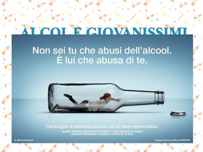Alcool & Giovanissimi
