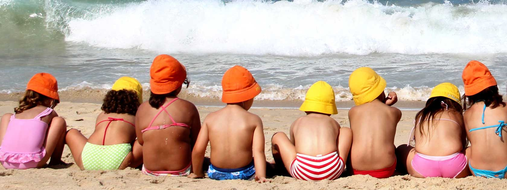 Bambini al mare? Nessun Problema! Bastano poche indicazioni