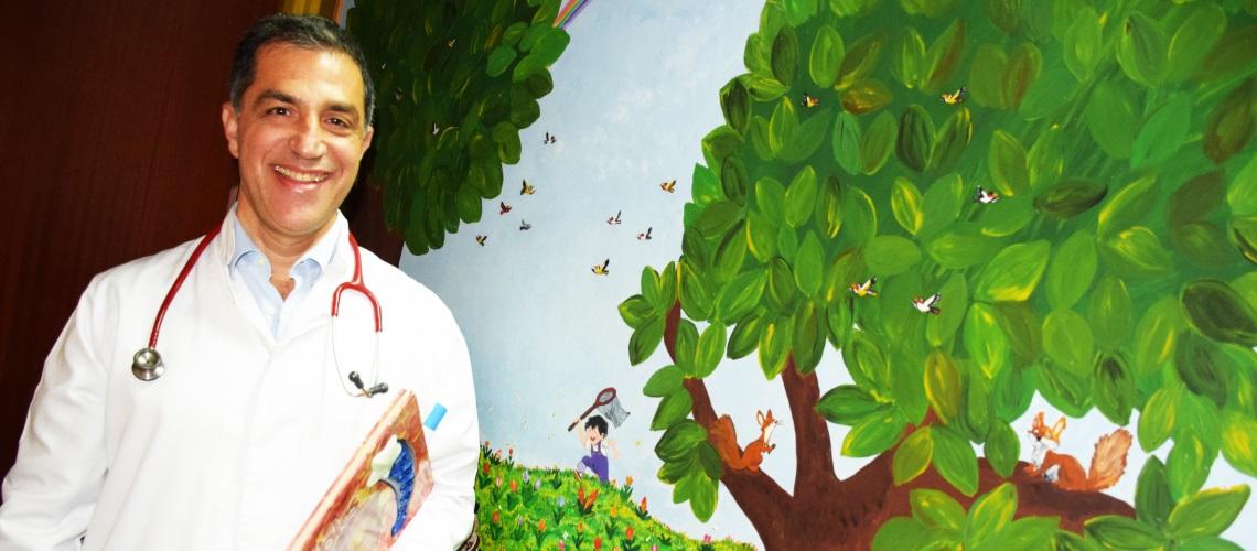Il blog dedicato a mamme e bambini firmato dal pediatra Antonello Sinatra compie un anno