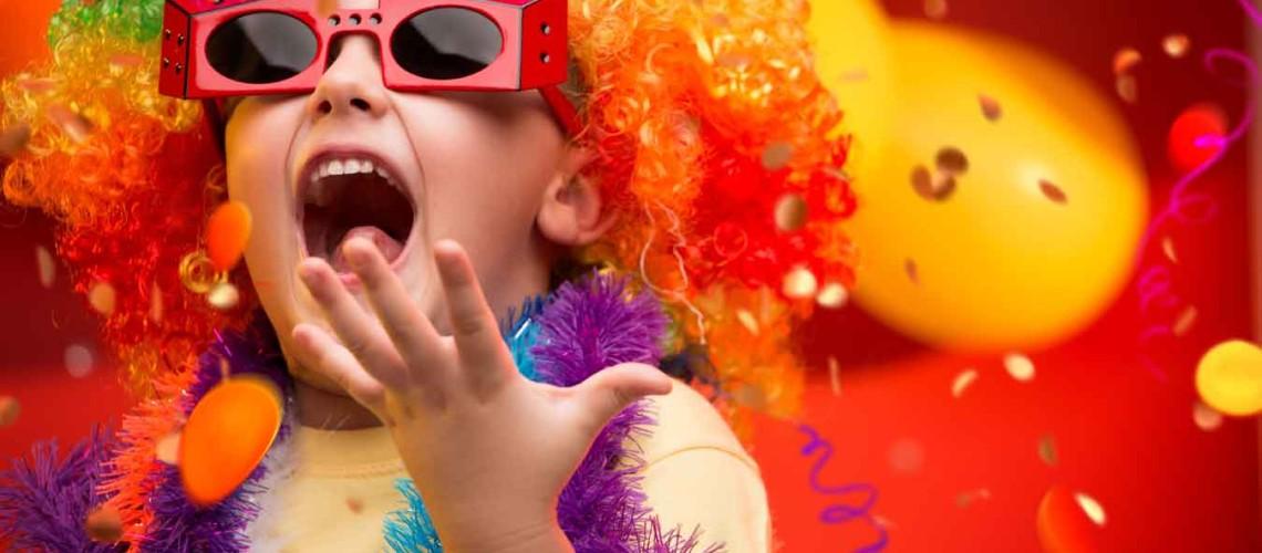 Carnevale: Si ai travestimenti perchè stimolano la fantasia e la creatività!