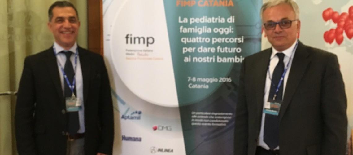 Convegno FIMP Catania – In arrivo nuovi progetti per la prevenzione e l'assistenza