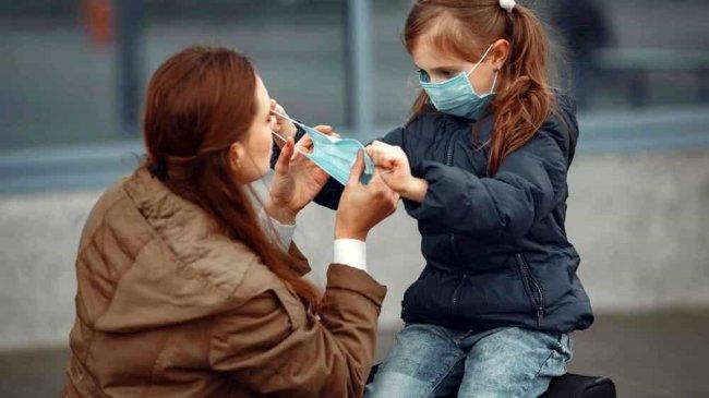 Covid-19, fase 2. Ecco come usare le mascherine nei bambini