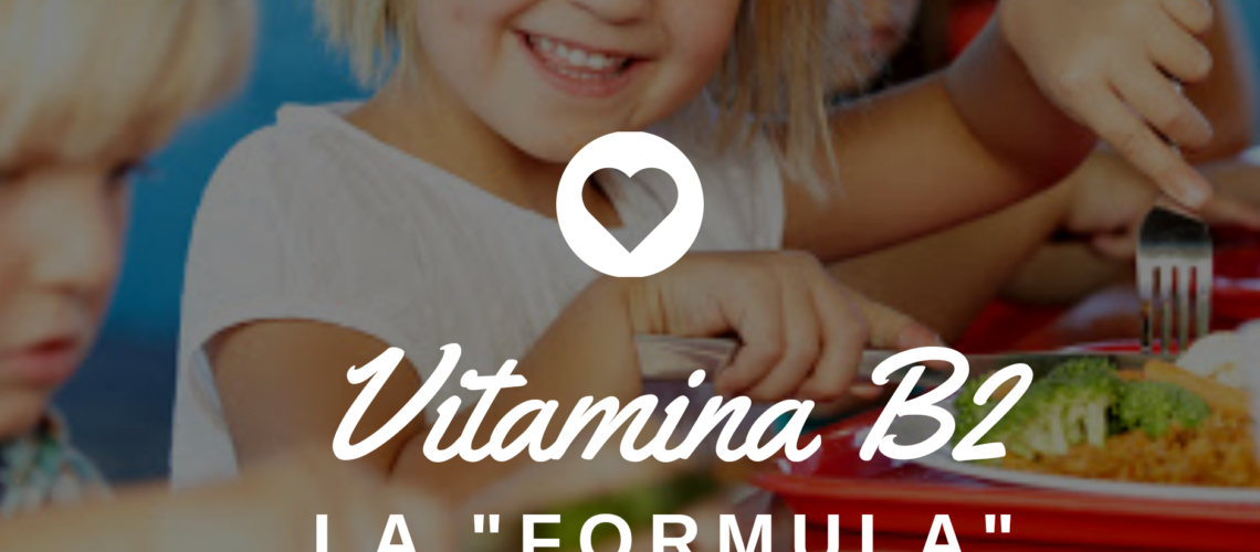 LA VITAMINA B12, FONDAMENTALE PER LA CRESCITA DEL BAMBINO